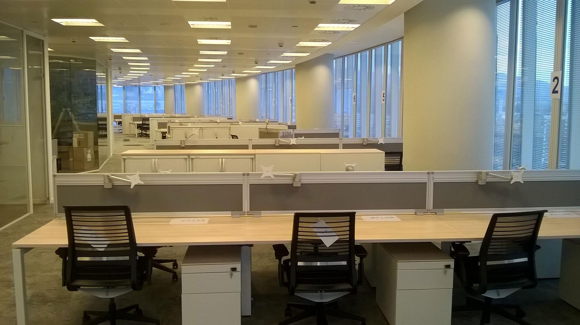 Willis torre iberdrola bilbao oficinas construcci n for Oficina iberdrola