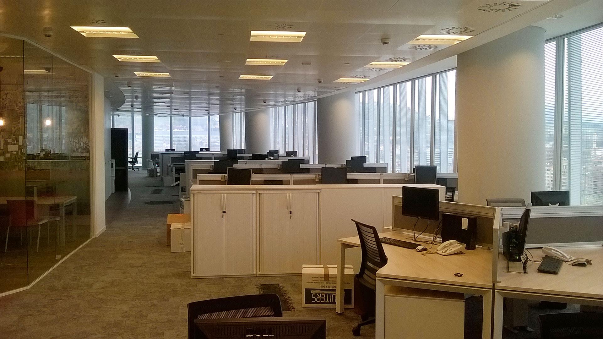 Oficinas de iberdrola en bilbao latest torre iberdrola with oficinas de iberdrola en bilbao - Oficinas de iberdrola en bilbao ...