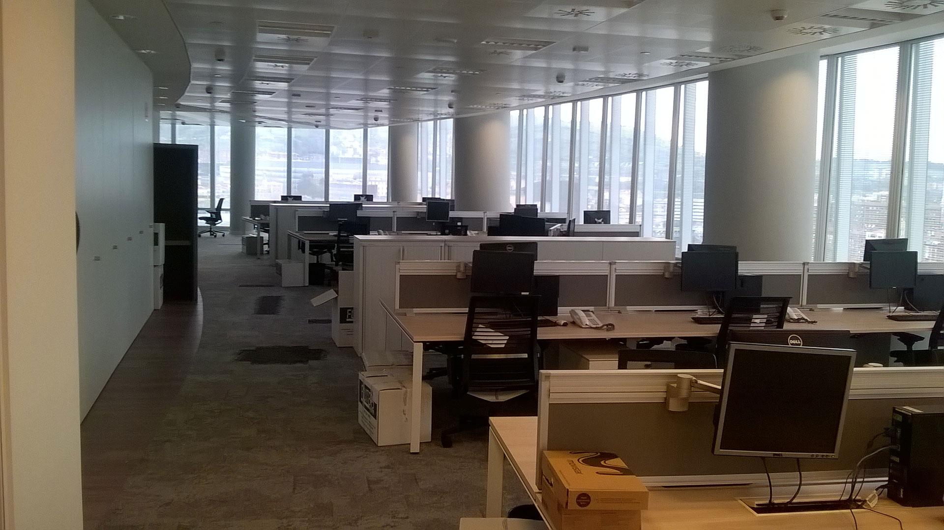 Willis Torre Iberdrola Bilbao Oficinas Construcci N